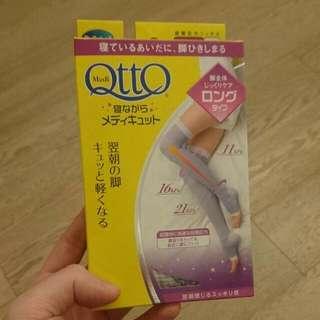 SCHOLL Qtto 夢之纖腿襪 Size L