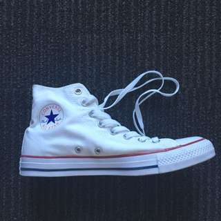Pre Loved Converse High Cut Sneakers