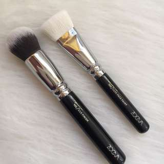 Authentic zoeva 109 Brush Contour