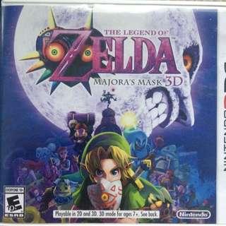 Legend Of Zelda Majora's Mask
