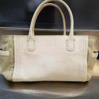 Agnes B手袋,100% real,原價$2080,新舊如圖,歡迎任何地鐵驗貨交收