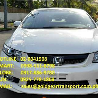 Rent A Car Goldgearides