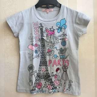 Tarte Tatin Paris shirt