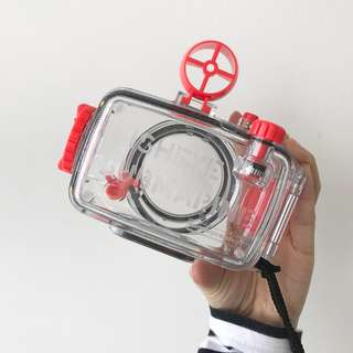 Fisheye Camera UNDERWATER Case Submarine