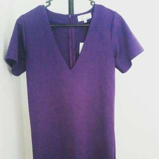 Purple Dress Brand new with tags