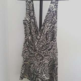 Size 6 Playsuit