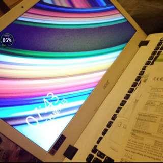 ※含全套贈品  割愛售出※ 二手 Acer Aspir E15 筆電 ACER5代i5 4G獨顯 FHD筆電 E5-573G-5306(FHD/V4G)白