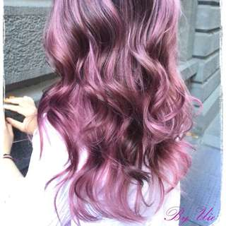 Ombre Hair Color Services In Mel CBD