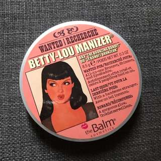 Authentic The BALM Betty-Lou Manizer
