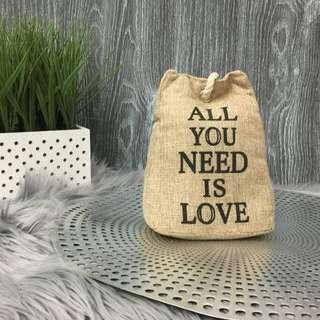 Doorstop - All You need is love