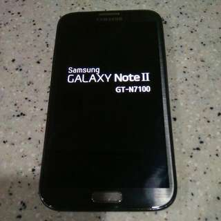 Faulty Samsung Note 2