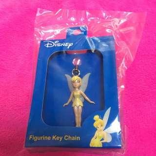 正版迪士尼小仙子 key chain