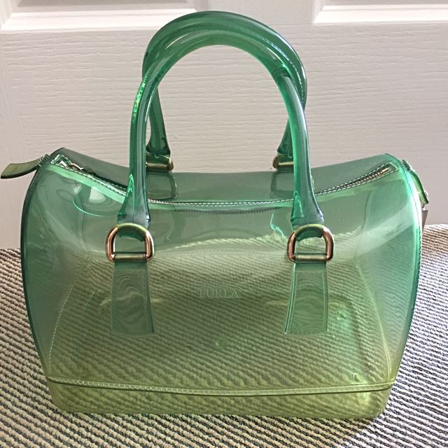 100% Authentic Furla Candy Bag (Sized L)