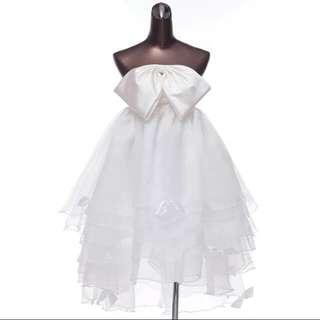 預購 露背 洋裝 伴娘服