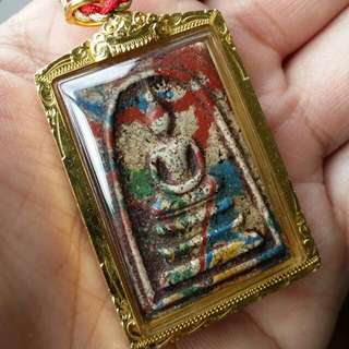 Somdej  (Rare Old Vintage Amulets Thai Collectable)