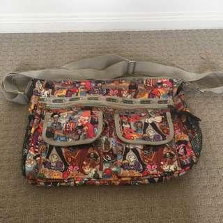 Replica Tokidoki Lesportsac Cross Body Handbag