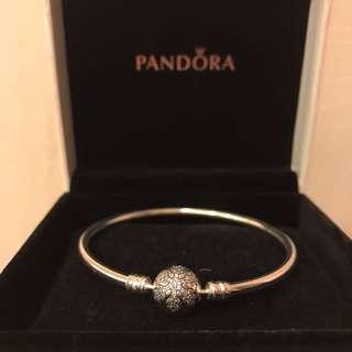 Pandora 潘朵拉 手環 (18cm)