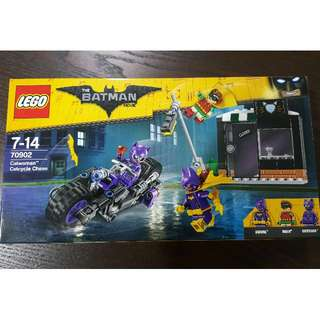 LEGO 70902 Batman Movie -  Catwoman Catcycle Chase