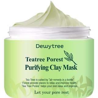 Dewytree Teatree Porest Purifying Clay Mask