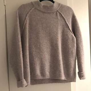Free People Wool Blend Sweater (XS/S)