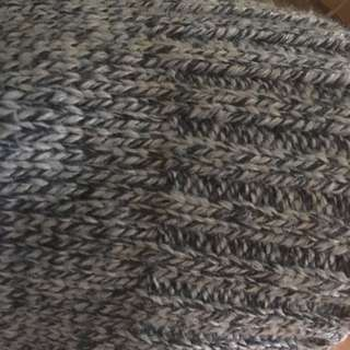 Oversized Knitted Jumper