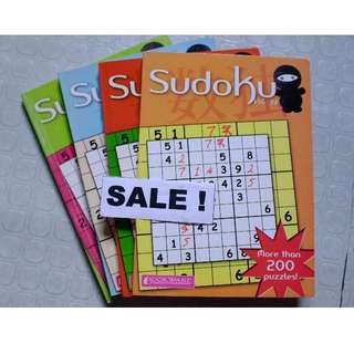 Take all sudoku puzzles for 100