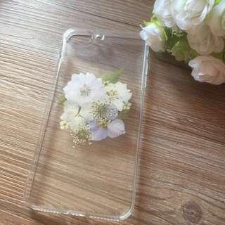 IPhone7 Plus 押花case📬包郵