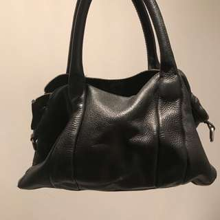 Zara Genuine Leather Bag