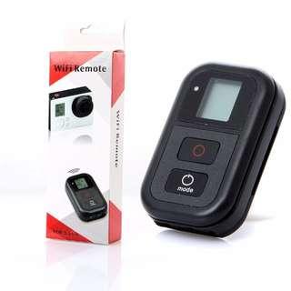 Wi-Fi WIFI Wireless Remote Control Accessories Kits Selfie for GoPro Hero 3 3+ 4 5 6 Silver Black Session
