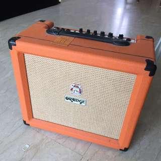 Orange Amplifier Crush 35LDX