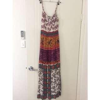 Temt Women's Maxi Dress Size 8