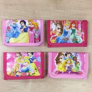 Disney Princess Kids Wallet