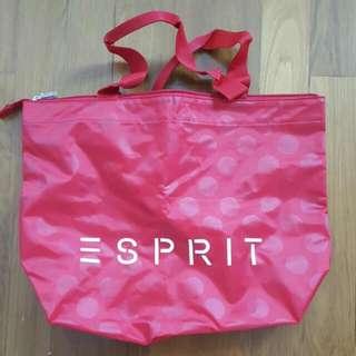 Authentic Esprit Polka Dot Bag