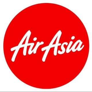 Airasia Plane Ticket (Round trip)