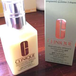 Brand New Clinique Moisturizing Gel