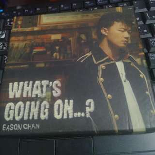 陳奕迅 WHAT'S GOING ON…? 2006 CINEPOLY - CD + DVD