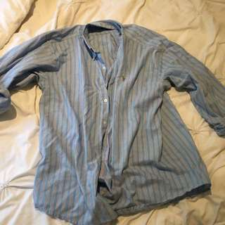 Ralph Lauren Button Up XL Shirt