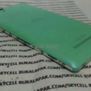 Back Case/Back Door/Casing SONY XPERIA C3, Ultra Dual Sim, Mint