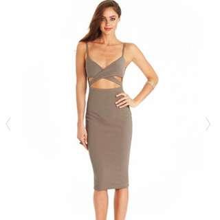 NOOKIE Heidi Bodycon Dress