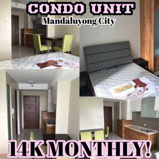 Here's The Most Affordable But Quality Condominium In Mandaluyong City Near Robinsons Pioneer And MRT Station