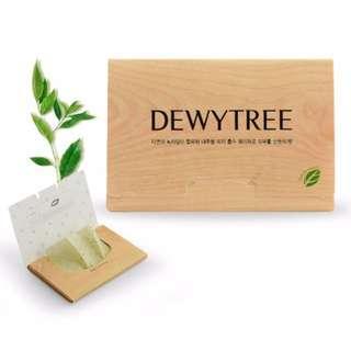 Dewytree Nature Source Green Tea Mattifying Linens