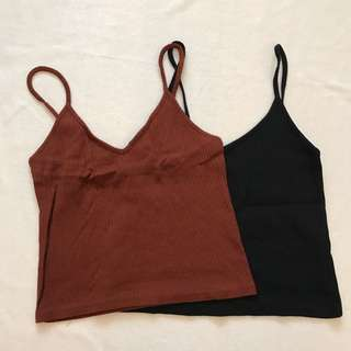 TOPSHOP Crop (2pcs)