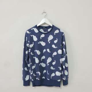 NEW! Whale Sweater