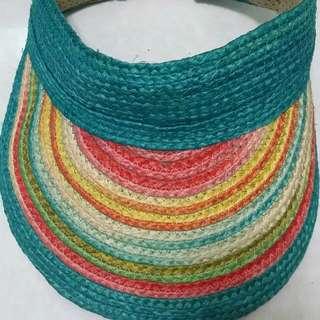 🚚 泰國特色編織遮陽帽