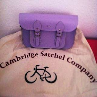 AUTHENTIC Cambrige Satchel Bag