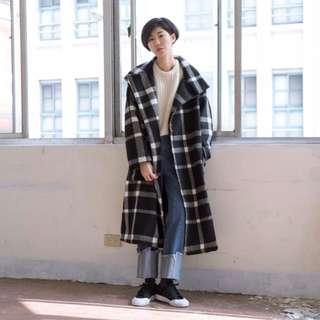 Bazooka 羊毛大衣
