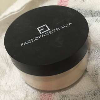 Face of Australia Translucent Loose Powder