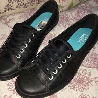 Size 6 USA Lacoste Shoes