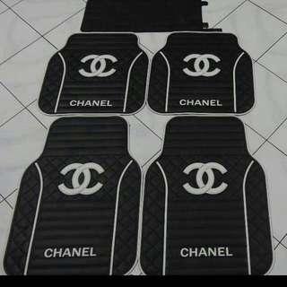 CHANEL Car Floor Matt