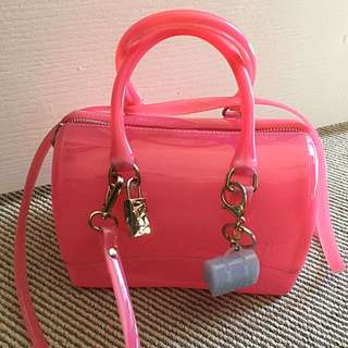 1:1 Replica Furla Candy Bag (sized S)